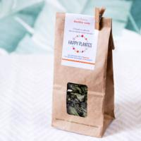 La tisane Menthe - Sac kraft 20 Gr | HAPPY PLANTES