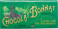 Tablette Chocolat Bonnat Mexique Cacao real del Xoconuzco