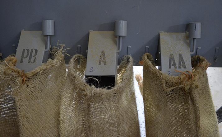 Cafe Grain Connue