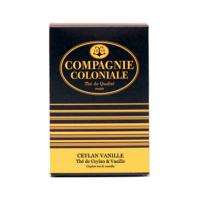 Ceylan Vanille 25 sachets | COMPAGNIE COLONIALE