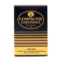 Agrumes 25 sachets | COMPAGNIE COLONIALE