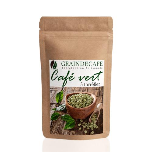Rep Dominicaine Iguana -CAFE VERT - 1 Kg