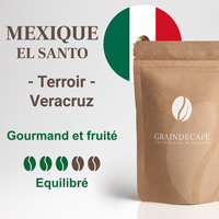 Mexique El Santo : 250 Gr - grain