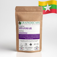 Café en grain|Birmanie Shan Estate - 250 Gr